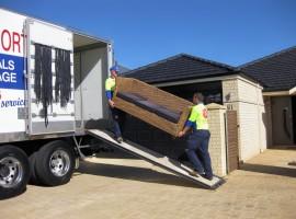 Furniture Removals in Perth & Interstate