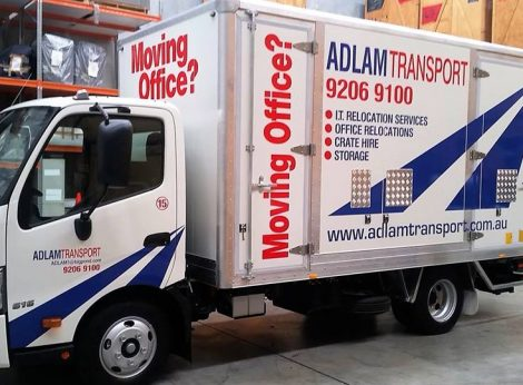 Office Removals Perth