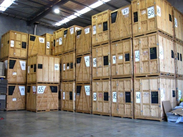 Storage Units from Adlam Tranport