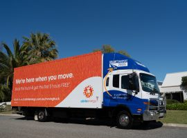 Adlam Transport Partnership With Alinta Energy