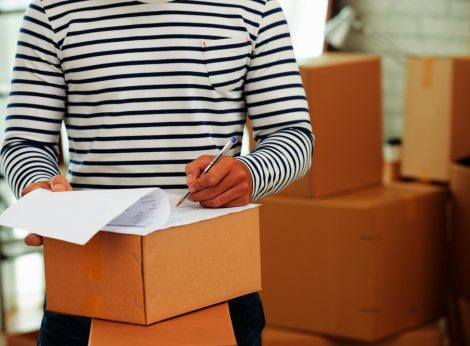 How to Organize Your Important Documents Before a Move
