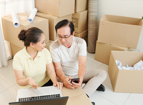 A Guide to Moving House for Seniors