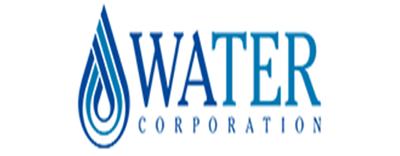 Water Corporation Logo